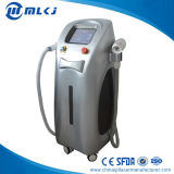 Ce attrezzature mediche diodo Laser Hair Removal Machine con ND YAG 1064/532