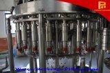 Planta de relleno automática de la máquina de rellenar del agua mineral para las botellas del animal doméstico