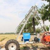 Оросительная система фермы движения самого последнего аграрного сельскохозяйствення угодье боковая с передвижным управлением