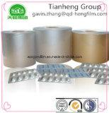 Film rigide normal en plastique de PVC pour l'emballage de capsule de médecine