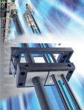 Gemakkelijk installeer de Borstel van het Systeem van de Ingang van de Kabel Ces