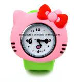 Het leuke Dierlijke Horloge van de Tik van het Polshorloge van het Silicone van de Tienerjaren van de Jonge geitjes van de Horloges van de Kinderen van het Horloge van de Tik Onverwachte Rubber