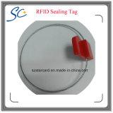 Nueva etiqueta del sello del bloqueo de la frecuencia ultraelevada RFID del diseño para la seguridad de mercancías