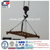 Faisceau de levage d'écarteur semi automatique de conteneur fabriqué en Chine