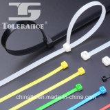 Venda quente Nylon cabo Tie Fabricação com a força elástica forte