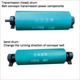 Diameter 89159mm van de Nuttelozere Rol van het Systeem van de transportband de Rode Zwarte Groenachtig blauwe Rol van Diverse Kleuren