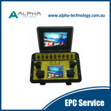 Ec273- sistema di controllo di Radio Remote del caricatore del cingolo di estrazione mineraria