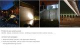 lámpara al aire libre de la iluminación IP67 LED del jardín de la MAZORCA LED del CREE 5W