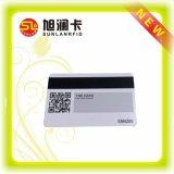 Cartão de tira magnética Printable do PVC do espaço em branco