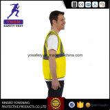 Segurança reflexiva fluorescente Vest-Y7123 En20471