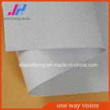 Visão de sentido único do rolo do vinil dos materiais da impressão para UV