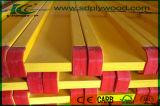 Faisceau de LVL en bois de pin/peuplier pour la construction