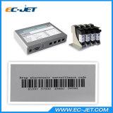 Código de barras de la impresora e impresora autos comerciales del código de Qr (ECH800)