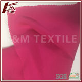 衣裳のための皮友好的で明白な絹ファブリック