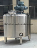 アジテータが付いているステンレス鋼の蒸気のJacketed混合タンク