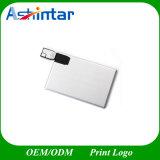 Disco istantaneo di alluminio sottile del USB della scheda del bastone di memoria dell'azionamento