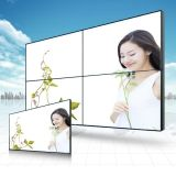 55 videowand-Bildschirm des Zoll-TFT LCD mit 3.5mm der ultra schmalen Anzeigetafel