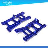 Изготовленный на заказ малый штуцер части CNC филируя алюминиевый и трубы латуни для электронных продуктов