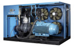 Gefahrenen Öl-Weniger schraubenartigen Luftverdichter-Maschinen-Preis verweisen