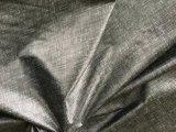 tessuto molle ultra sottile del tessuto 20d del taffettà del poliestere 400t con il rivestimento di Downproof per giù i rivestimenti