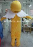 Super Baymax Man Cartoon Mascot Costume