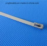 Edelstahl-Kabelbinder (Kugel-Verschluss-Typ)