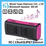 Mini altoparlante portatile senza fili stereo impermeabile di Bluetooth