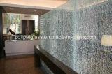 Crystals Cracked-Like Burst Cristal de hielo de vidrio templado para la decoración del edificio