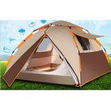 Haltbares im Freien kampierendes Strand-Bereich-automatisches wasserdichtes wanderndes Zelt