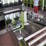 Feuille d'acier inoxydable de fini de miroir du prix usine 304