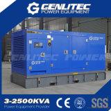 Générateur industriel diesel Cummins Diesel 500kVA insonorisé (GPC500S)