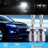 Luz principal del coche LED de la fábrica de la linterna principal auto del coche LED de la lámpara de la linterna LED del coche de 4500lumens 40W 9005 LED