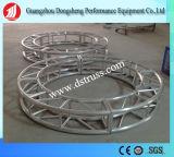 Schraubenartiger Beleuchtung-Binder-Rundschreiben-Aluminiumbinder