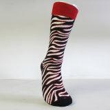 Носки хлопка людей цветастые расчесываемые с изготовленный на заказ носками платья