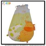 작풍 아기를 인쇄해서 남녀 공통 아기 슬리핑백을 입는다