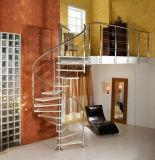 Treppen-Edelstahl-Treppenhaus-Balkon/zuhause