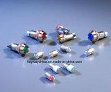 Ba6/7/9/12s de LEIDENE MiniatuurComponenten van de Bol, Spaander 0603,