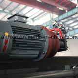 Freio hidráulico da imprensa do CNC da placa de Wf67k 250t/4000 com sistema do controlador E21