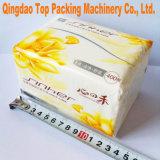 Máquina de embalagem macia impressa automática dos tecidos faciais
