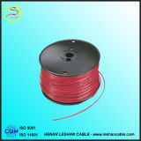 Do revestimento de nylon padrão da isolação do PVC do UL fio elétrico do edifício de Thhn