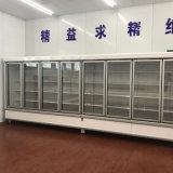 Luxuxsupermarkt-Glastür-Getränkekühlvorrichtung