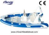 5.5m de Opblaasbare Boot van de Rib met Ce (fqb-R550)