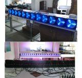 Preiswerte 144PCS flache LED NENNWERT Licht-Partei-UVdekoration