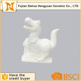 DIY Toy Paintable Blanc Gypsum Dinosaur Craft pour les cadeaux de bureau