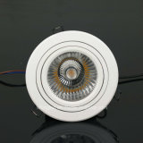 projecteur de 30W DEL Downlight avec le gestionnaire Integrated DEL Downlight