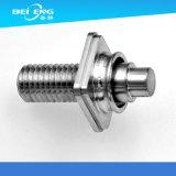 Pequenas e minúsculas peças de usinagem do eixo de metal com precisão