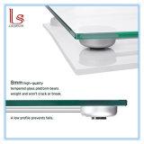 Báscula de baño del peso corporal de Digitaces con cinta métrica de la carrocería