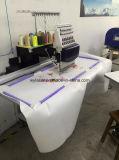 Preiswerte Preistajima-Typ- 1kopf-Stickerei-Maschine für Schutzkappen-flaches T-Shirt bereift Kopf des Stickerei-China-industriellen Nähmaschine-Bruder-Software-Verkaufs-einer