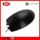 El ratón óptico atado con alambre ajustable más barato del USB 3D Dpi de la oficina