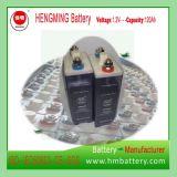 Ni-CD nachladbare alkalische Batterie Gnz120 mit 1.2V120ah für UPS, backupenergie